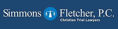 Simmons y Fletcher, PC logo