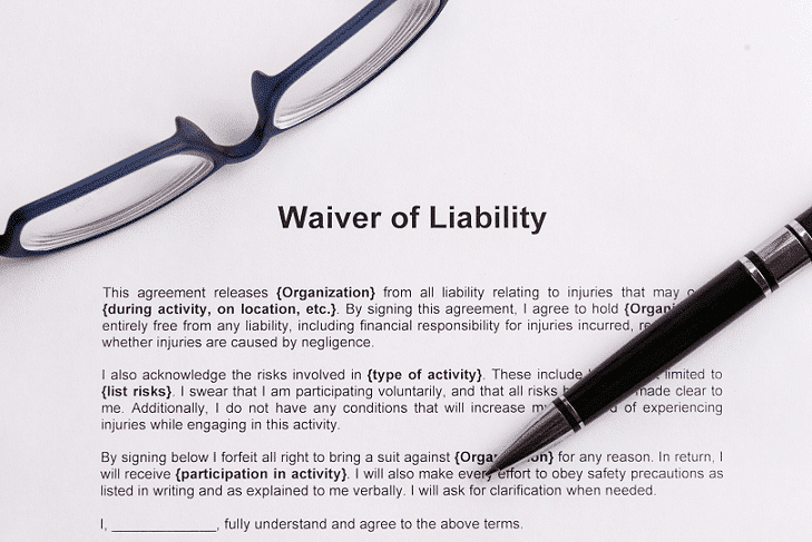 Are Pre Injury Releases For Minors Valid Indemnity Agreements