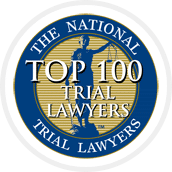 Top 100 Lawyers seal