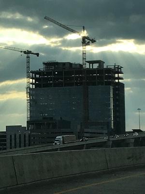 marathon oil building