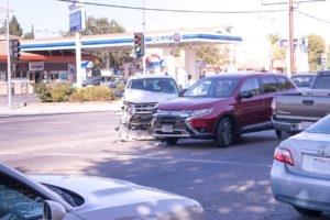 Houston, TX - Injuries Reported in Major Two-Car Accident at 17071 Imperial Valley Dr