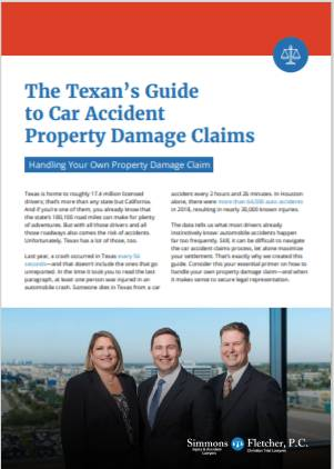 property damage claims guide