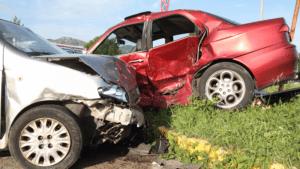 Houston, TX - Passenger Killed When Car Flies off Overpass on Southwest Frwy