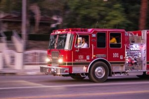 The Woodlands, TX - Eight Hurt in Four-Car Wreck on FM 1488 at Kuykendahl Rd